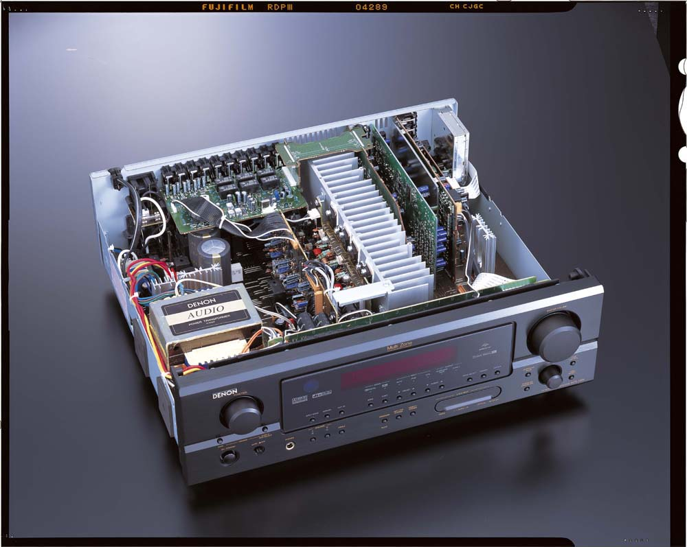 New Denon Avr Series Receivers For 2005