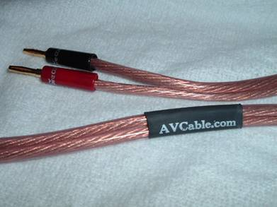 AV cable cables