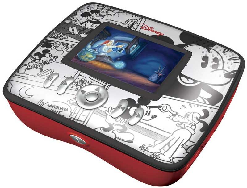 Disney Announces New Personal Dvd Players Audioholics