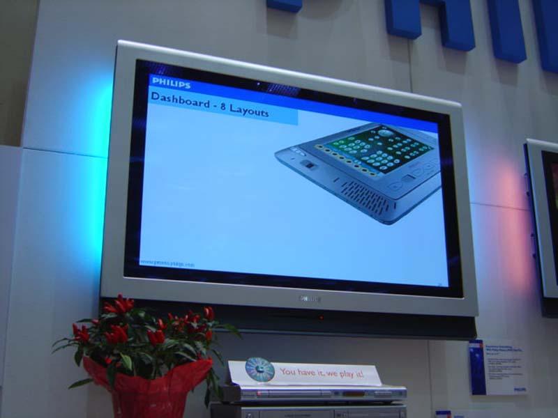 Philips Ambilight LCD TVs | Audioholics