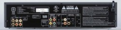 Denon DVM-2815 DVD Changer back panel