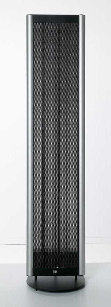 Final Home Theater Line Electrostatic Speakers Audioholics