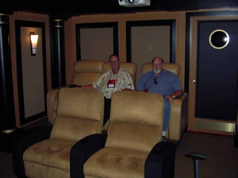 Feature Presentation 14 X 20 Cinema Room