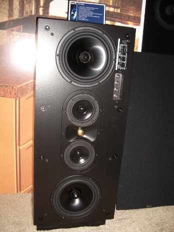 Snell Xa2500 Lcr Speakers For Home Theater Audioholics