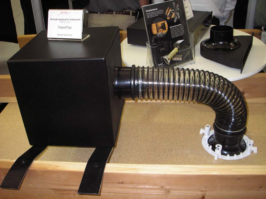James Loudspeakers New Inwall Products Audioholics