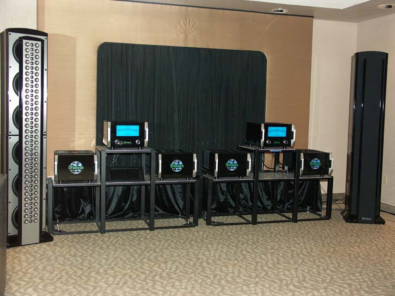 Mcintosh Mc2kw Power Amplifier Audioholics