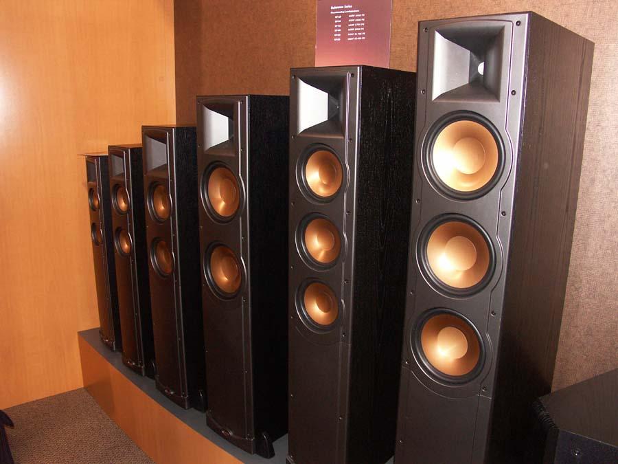 Klipsch Reference Series IV | Audioholics on