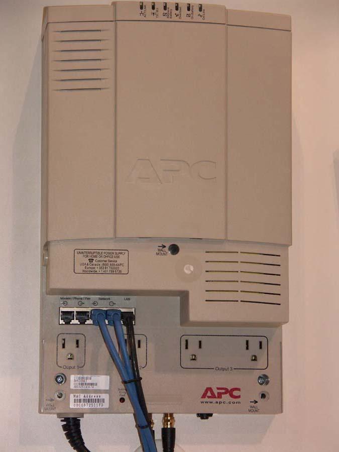 Apc Back Ups Hs 500 Audioholics