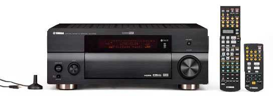 Yamaha announces rx v2700 and rx v1700 receivers for Yamaha pure direct