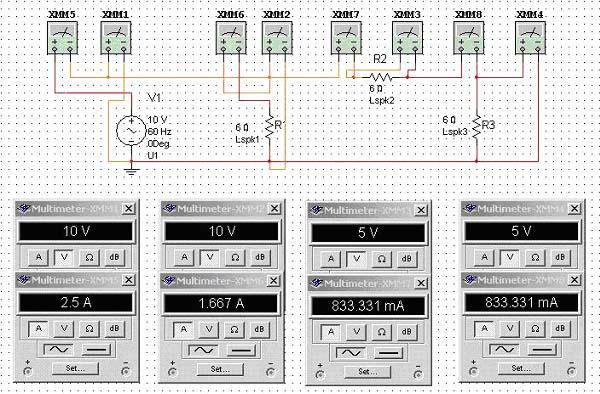 Loudspeaker Impedance  Series  U0026 Parallel Connection Basics