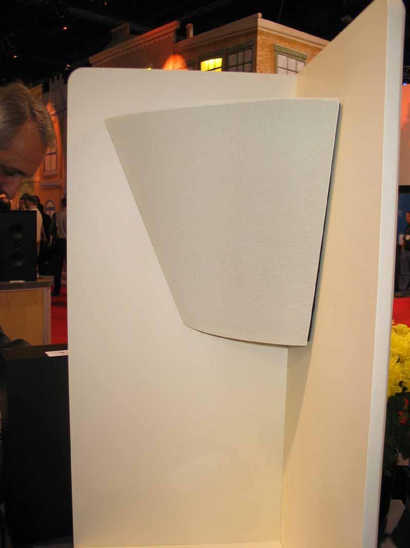 Triad Incorner Silver Omni Speakers Audioholics
