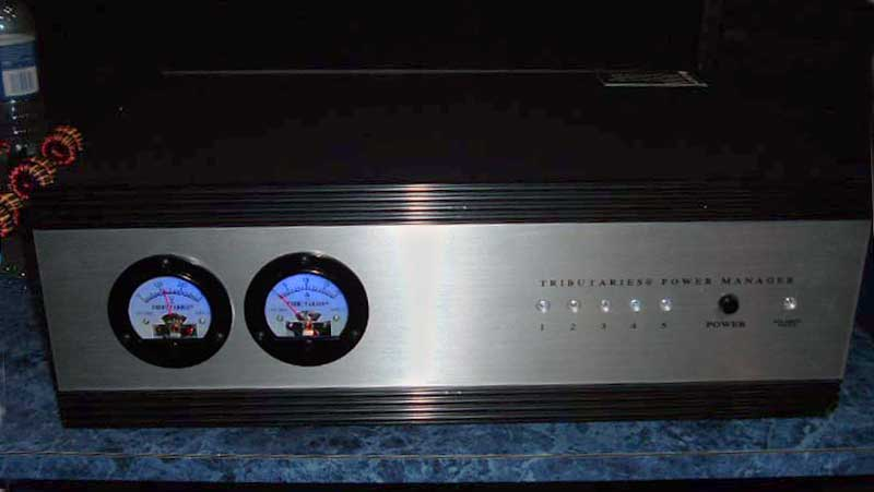 Tributaries Tx500 Amp Tx1000 Power Managers Audioholics