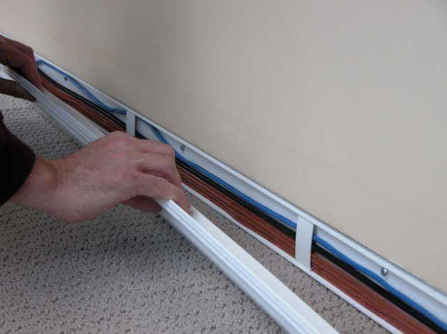 wiretracks molding wiring channels audioholics