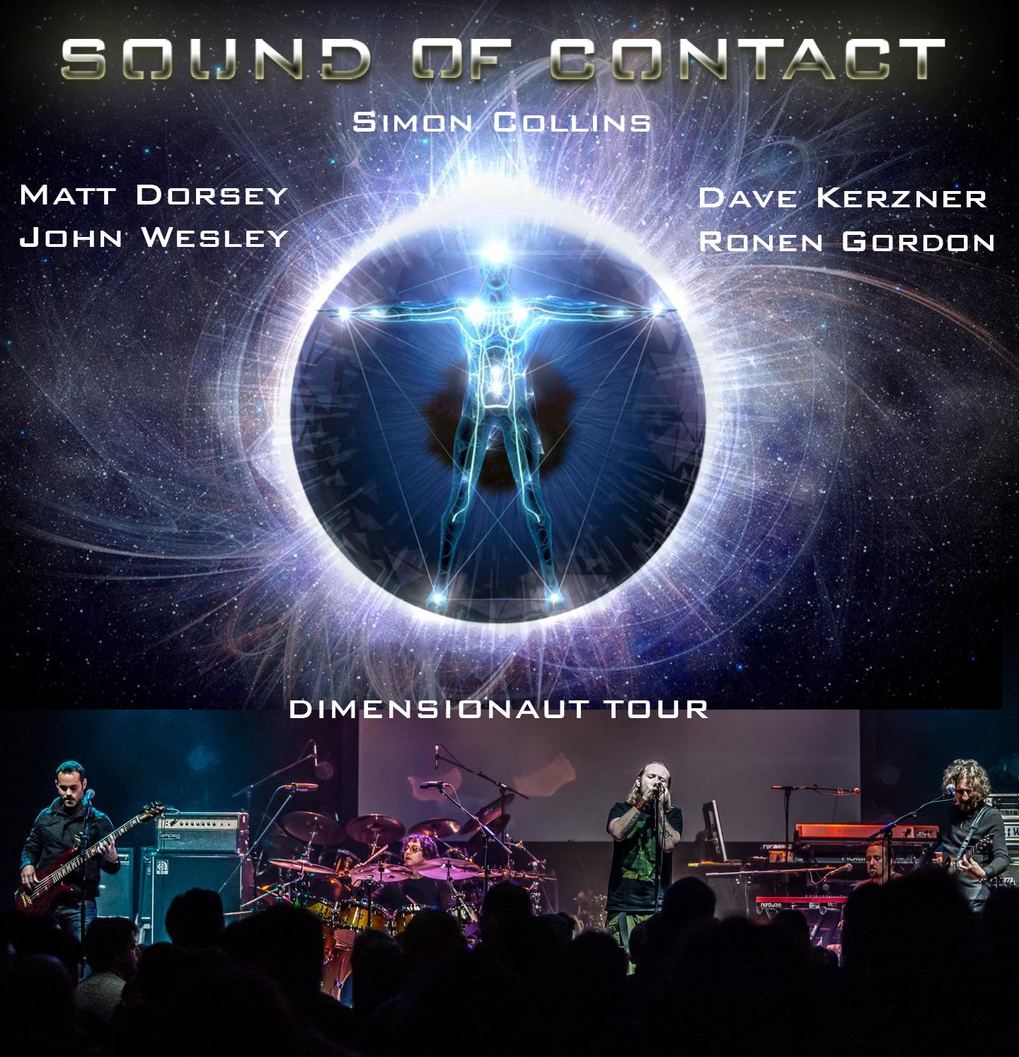 Soc Dimensionaut Tour Poster Full Screen Image Audioholics
