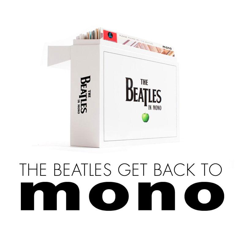 The Beatles In Mono Vinyl 180g Box Set Review Audioholics