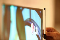 LGs Pencil-thin 55-inch OLED Display
