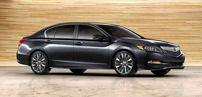 2017 Acura Rlx To Feature Krell Audio System