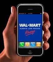 Introducing the $99 Wal-Mart iPhone