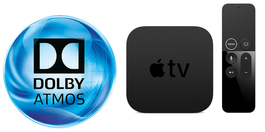 Updated Apple TV 4K Delivers Dolby Atmos Sound