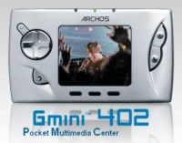 ARCHOS+Intros+Gmini+402+Multimedia+Player