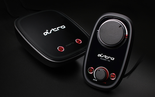 ASTRO+MixAmp+5.8+Wireless+Gaming+Headphones+Kit+Debuts