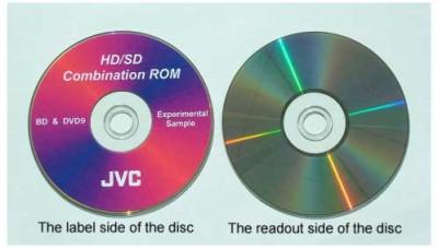 Blu-ray - DVD Combo ROM Disc   Audioholics