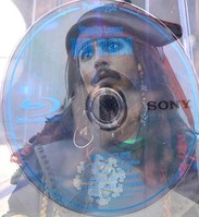 Pirated Blu-ray