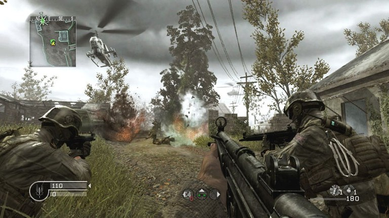 Call of Duty 4: Top Multiplayer Game Just Expanded
