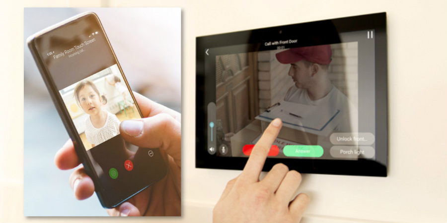 Control4's Intercom Anywhere Service Delivers Mobile Peace Of Mind