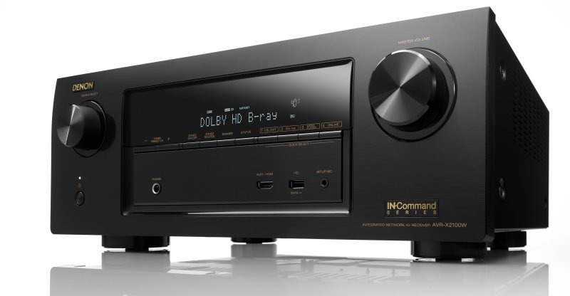 Marantz And Denon Announce New A V Receivers With Dolby