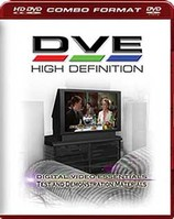 Digital Video Essentials HD DVD