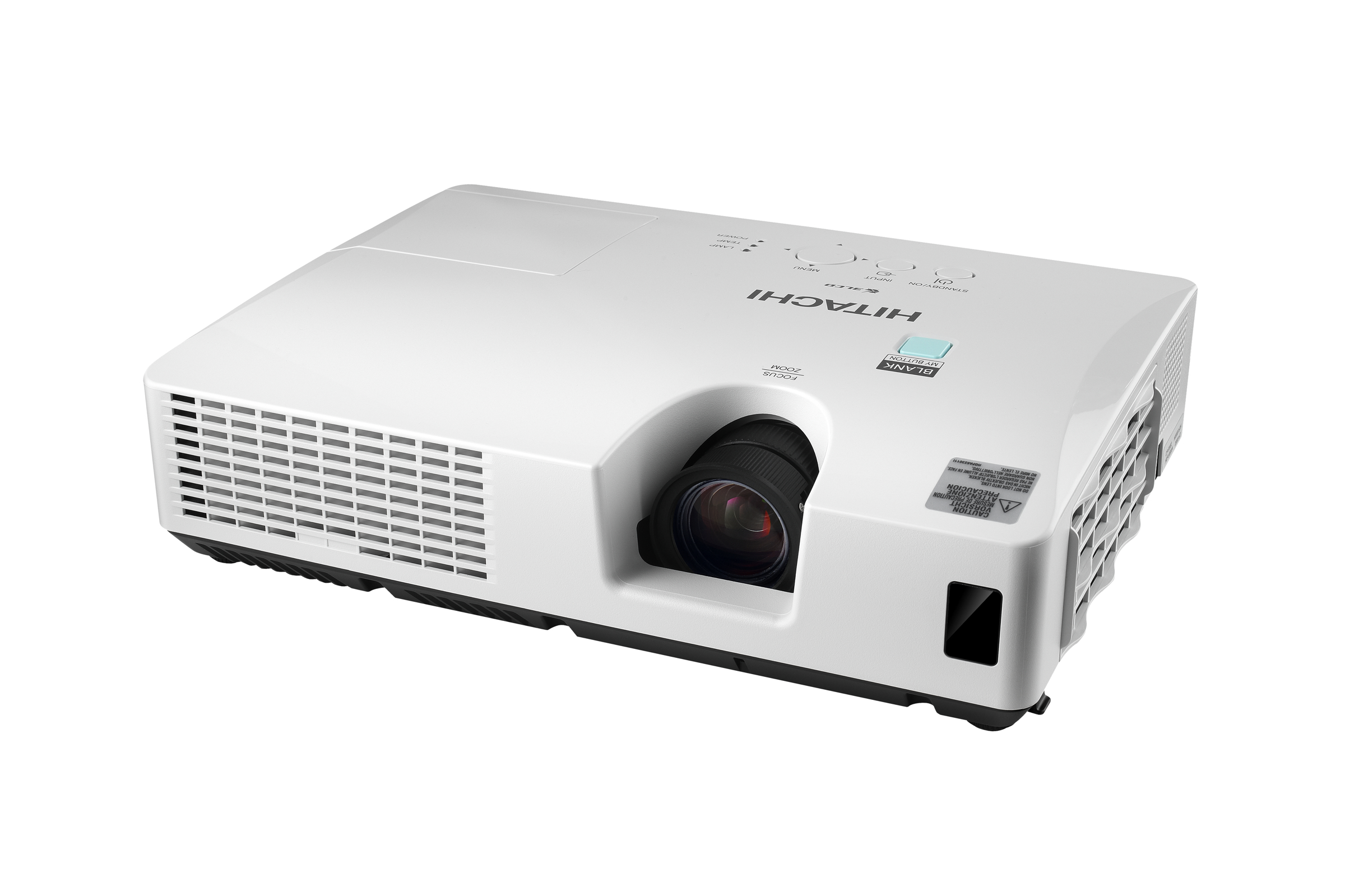 Hitachi+Introduces+Compact+CPX8+3LCD+Projector