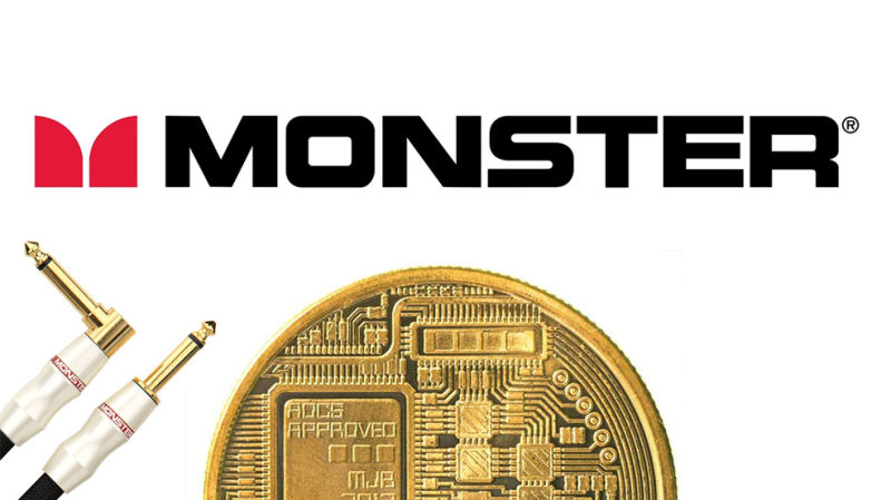 Monster Cable Aims To Raise $300 Million Selling Its Own Cryptocurrency