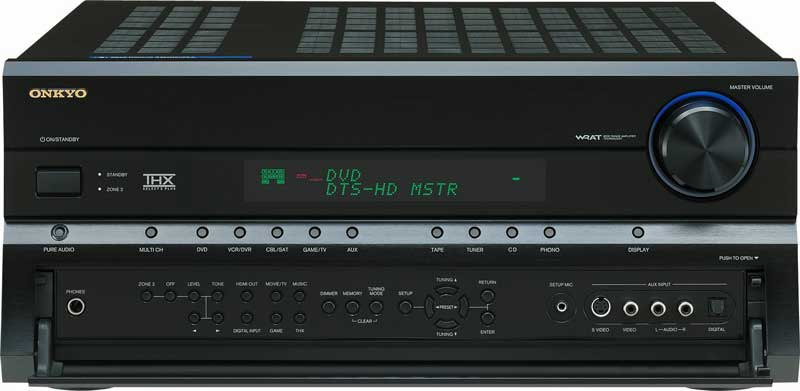 Onkyo Announces TX-SR806 and TX-SR706 AV Receivers