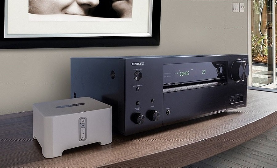 Onkyo Announces Certified 'Works with SONOS' AV Receivers