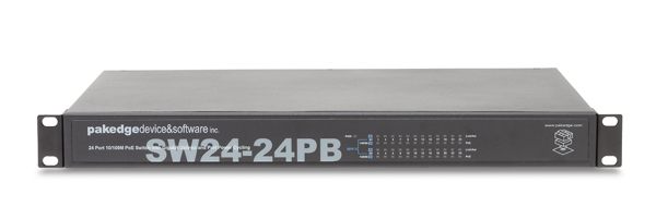 Pakedge+Announces+SW240inB+24-port+Power-Over-Ethernet+Switch