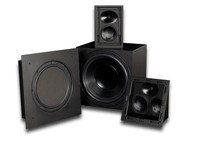 Pro Audio Technology In-wall, In-ceiling and Subwoofers
