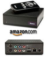 Roku Adds Amazon