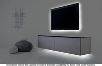 Salamander Designs LED Backlight system