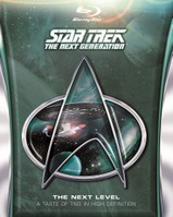 Star Trek: Next Gen Blu-ray with Retooled Special Effects