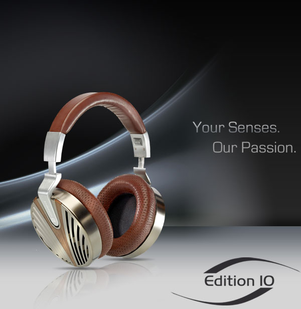 Ultrasone+Releases+Edition+10+Open+Back+Headphones
