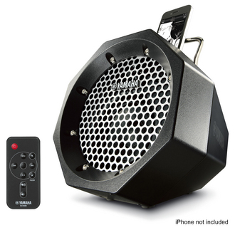 Yamaha+PDX-11+Portable+Speaker+Preview