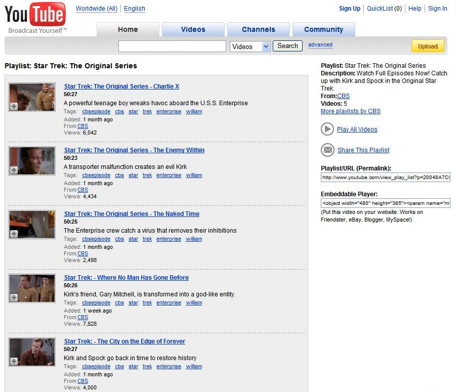 YouTube Goes Commercial | Audioholics