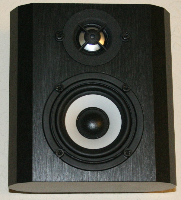 Axiom Audio Epic Accent M0 On-Wall Speaker System Review ...