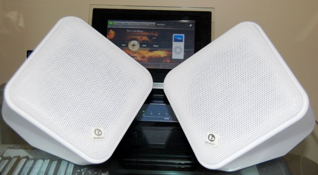 Boston Acoustics Soundware Indoor Outdoor Speaker Review