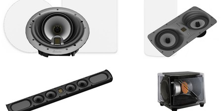 In Wall And Outdoor Speaker Reviews Audioholics