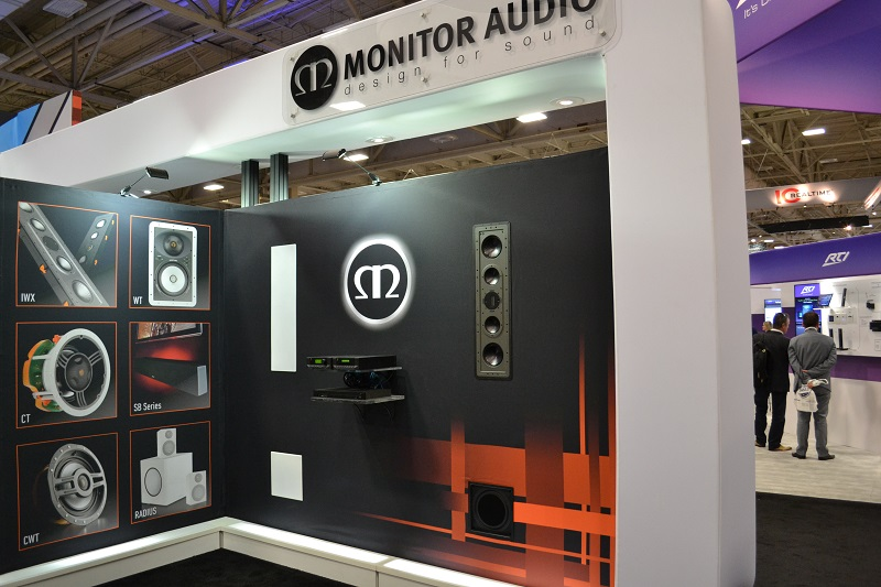 Monitor Audio Cp Iw260x Amp Cp Iw460x In Wall Speakers