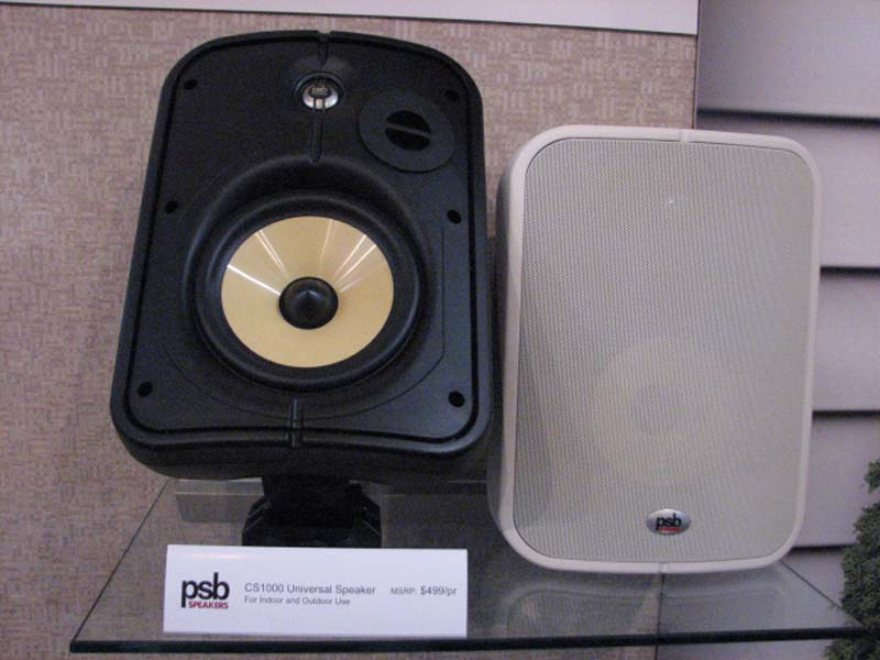 PSB+CS1000+Universal+Speaker+First+Look