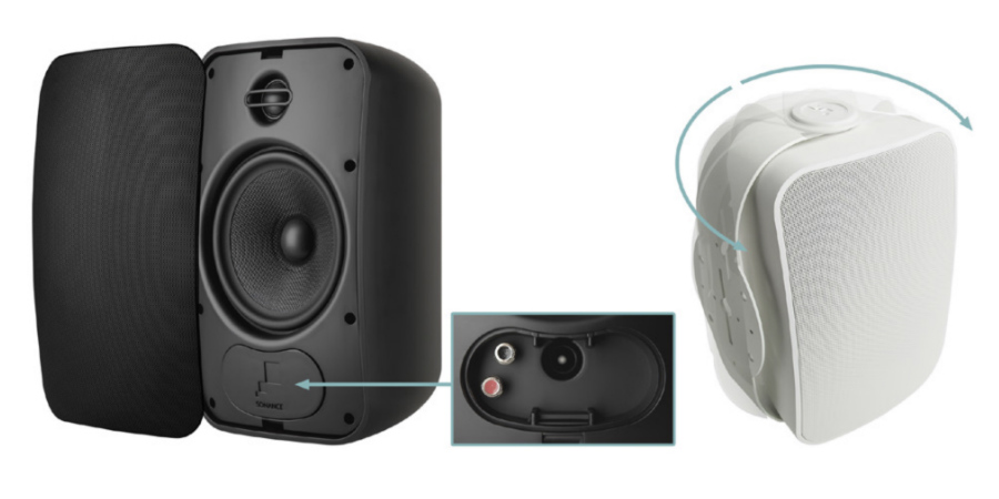 Sonance Mariner Speakers Promise Superior Sonics And Rugged