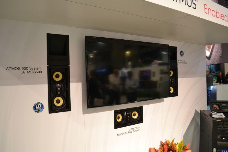 Speakercraft In Wall Dolby Atmos Enabled Speaker Series